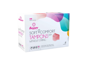 beppy tampons dry